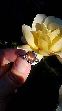 Prstene - Zamatové Slnko - 7013244_