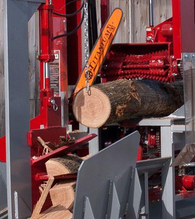 TW-PRO MX Firewood Processor Hydraulic Chain Saw