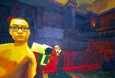 冯梦波(Feng Mengbo)  国内 艺术档案