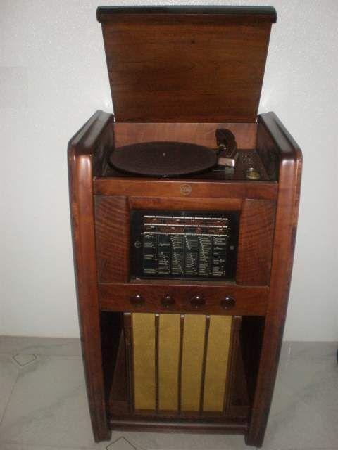 Radio d'epoca cge mod. 1333 anno 1939... a Campobasso - Kijiji: Annunci di eBay
