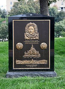 Matthew Henson of Nanjemoy, Maryland. African American Arctic explorer, an associate of Robert Peary on seven voyages over a period of nearly twenty-three years.  -wikipedia-