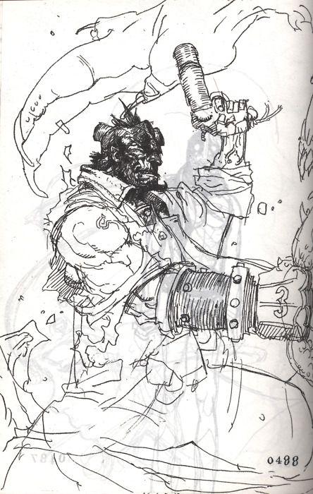 Terada  Katsuya - Hellboy