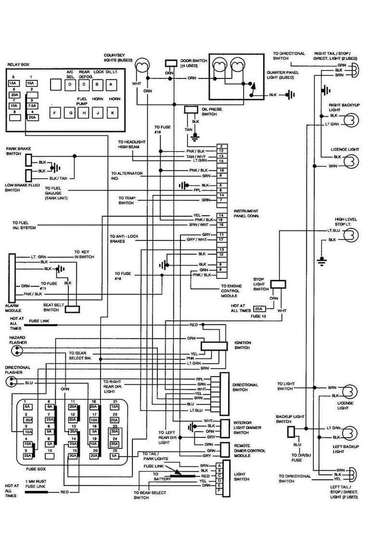 96 Honda Civic Stereo Wiring Diagram
