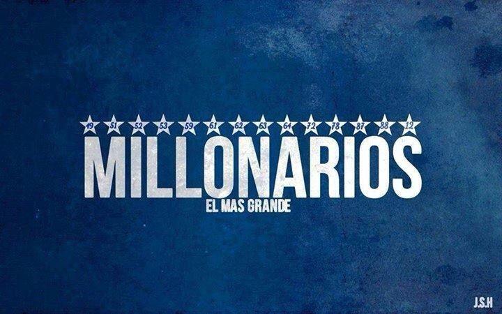 Millonarios el más grande