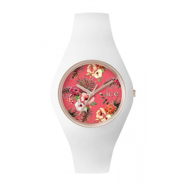 ICE.FL.LUN.U.S.15 - ICE-WATCH Flower  LUNACY - Gold - 100 Metres Water Resistant - Free Delivery