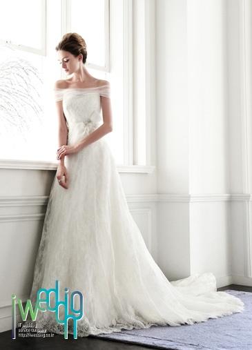 [아이웨딩 iwedding] Romantic Wedding Dress, Rose Rosa