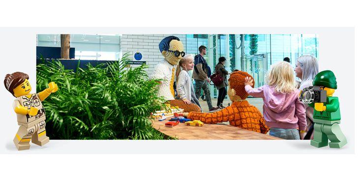 LEGO HOUSE: A CASA ONDE O LEGO NASCEU