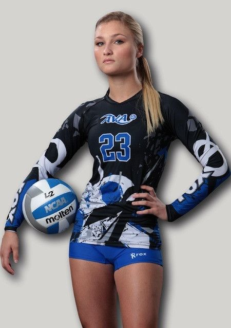 Shattered Women s Sublimated Volleyball Jersey  4c231e21b