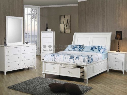 full bedroom sets archives seaboard bedding and furniture rh pinterest com