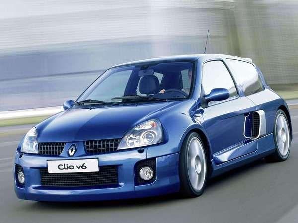 Clio 2 V6 Rs