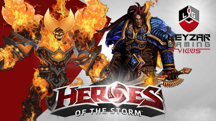 Heroes of the Storm (News) - Varian Wrynn & Ragnaros Confirmed! (HotS Bl...