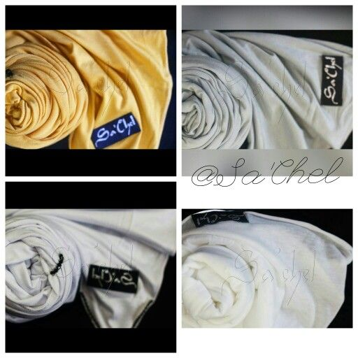 Sa'Chel jersey head wraps/hijabs