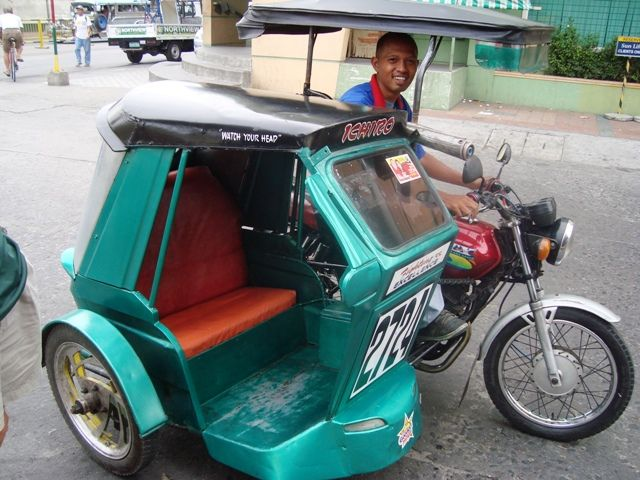 "pinterest subic bay philippines | Our ""cab"" and driver in Subic Bay"