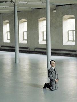 maurizio cattelan, him, 2001
