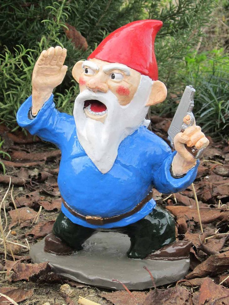 Funny Gnomes: 101 Best Gnomes Images On Pinterest