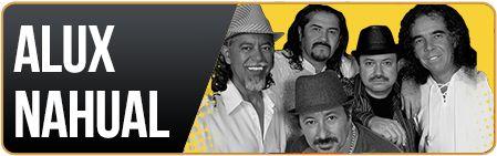 Alux Nahual - Los mejores eventos de Guatemala son con Alux Nahual que son historia del rock en Guatemala y es conformada por iconos y leyendas nacionales