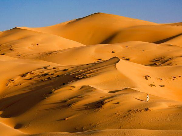 Abu Dhabi Sand Dunes