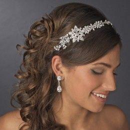 Bridal headpiece Peama - Georgia Dristila Accs