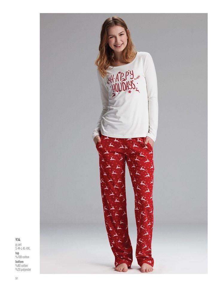 Happy Years :) Catherine's 934 Bayan Pijama Takım #markhacom #YeniYılHediyesi  #GeyikDesenliPijamaTakım #GeyimDeseni #YeniYılPijamaTakım #YılBaşı #YılBaşıPijamaTakım #YeniYıl  #YeniYılHediyesi #NewYears #Yılbaşı #BayanPijama #BayanGiyim #YeniSezon #Moda #Fashion #Kırmızı #Beyaz #KışTemalı