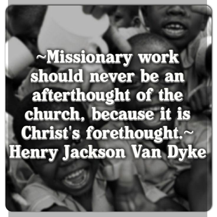 missionary dyke