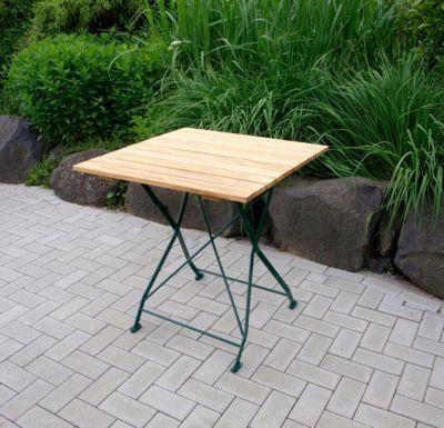 Gartentisch 70 x 70 cm natur/ grün Jetzt bestellen unter: https://moebel.ladendirekt.de/garten/gartenmoebel/gartentische/?uid=0a546c14-6a26-5781-bee5-578044fce4c6&utm_source=pinterest&utm_medium=pin&utm_campaign=boards #esstische #garten #gartenmoebel #gartentische