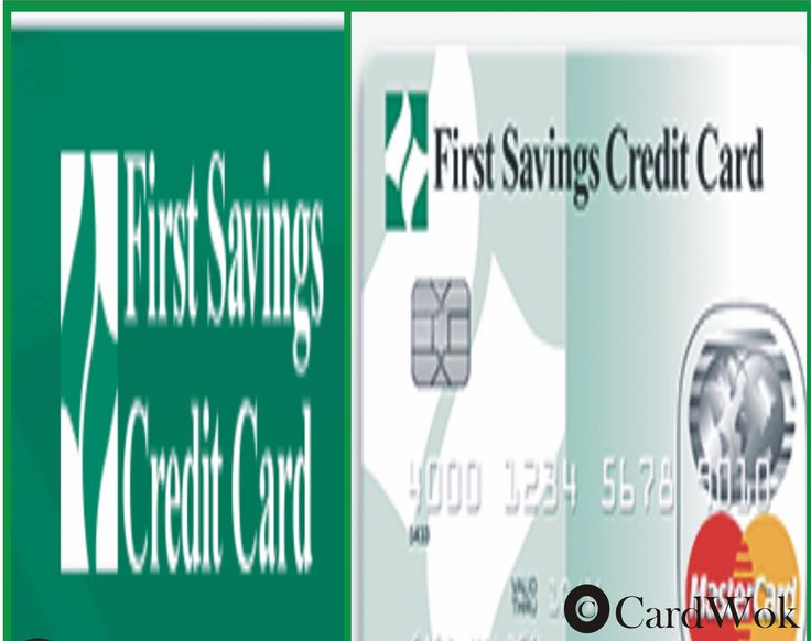 Opening of savings security account credit card online