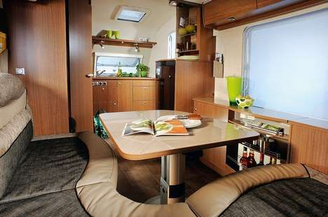 Averso plus luxury caravan Photos 1 - Luxury Compact Caravans pictures, photos, images