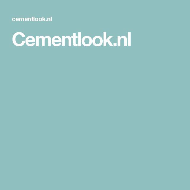 Cementlook.nl