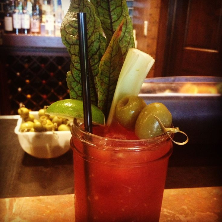 A Blackberry Farm Bloody Mary As Preferred Morning Cocktail At The 4th Annual Secret Society