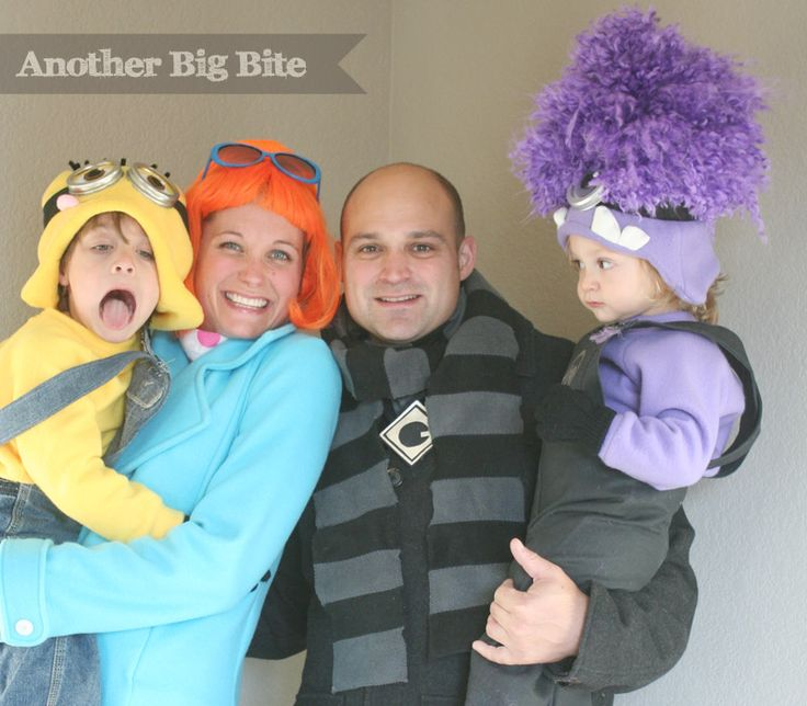Another Big Bite - Despicable Me Costumes