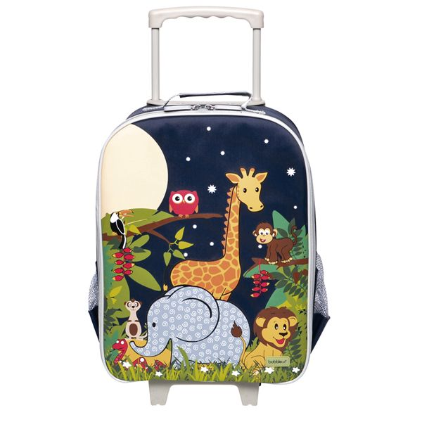 $77 Buy the Bobble Art Trolley Bag Jungle at fairyblossom.com.au - Fast delivery and Free for orders over $150.