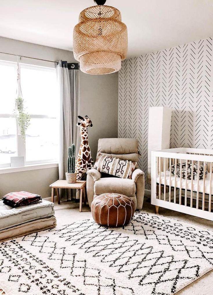 Kids Room Wallpaper Trend Predictions Of 2020 Interior Design Trends Of 2020 Kids Room Wallpaper Baby Room Design Kids Room Wall