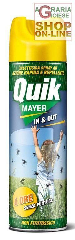 MAYER REPELLENTE PER LE ZANZARE QUICKMAYER ML. 500 https://www.chiaradecaria.it/it/insetticidi-uso-civile/12542-mayer-repellente-per-le-zanzare-quickmayer-ml-500-8011412003741.html