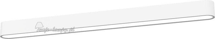 399 Nowodvorski soft white 120 plafon 6988 - Natynkowe techniczne podłużne - Lampy sufitowe - 💡 Sklep Twoje-lampy.pl