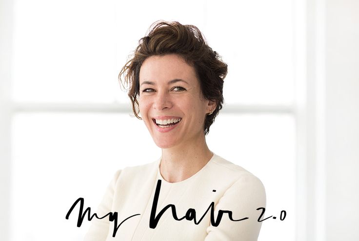 garance dore clyde keratin straightened hair photos