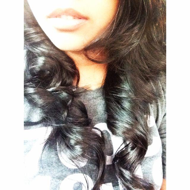 It's me!!! My hair...