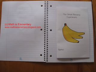 Teaching Scientific Method With Bananas