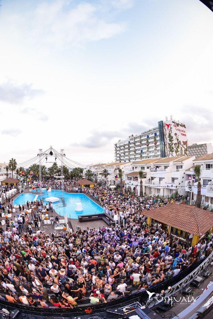 Ushuaïa Ibiza Beach Hotel closing party 2013