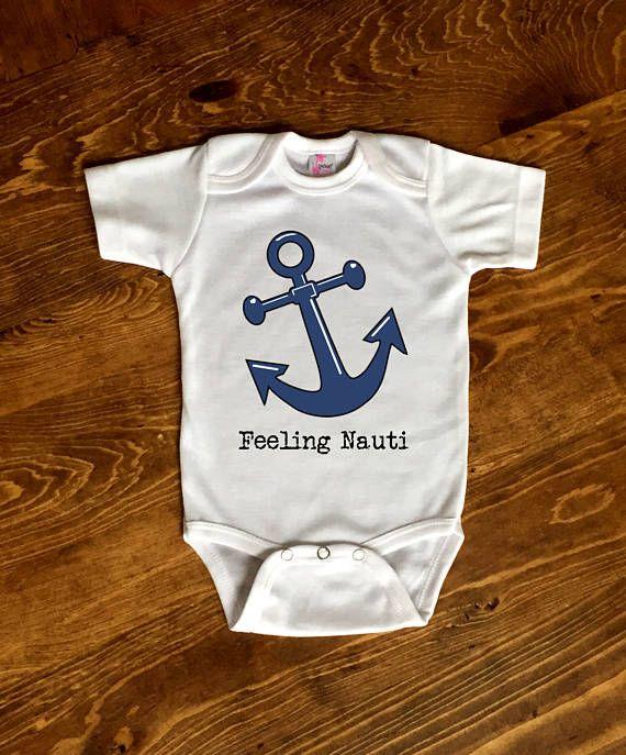 Starlight Baby Little Sailor Bodysuit