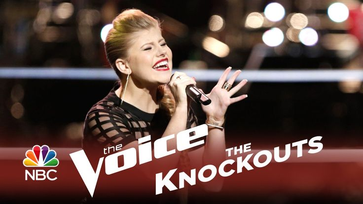 """The Voice 2014 Knockouts - Jessie Pitts: """"Your Song"""""""