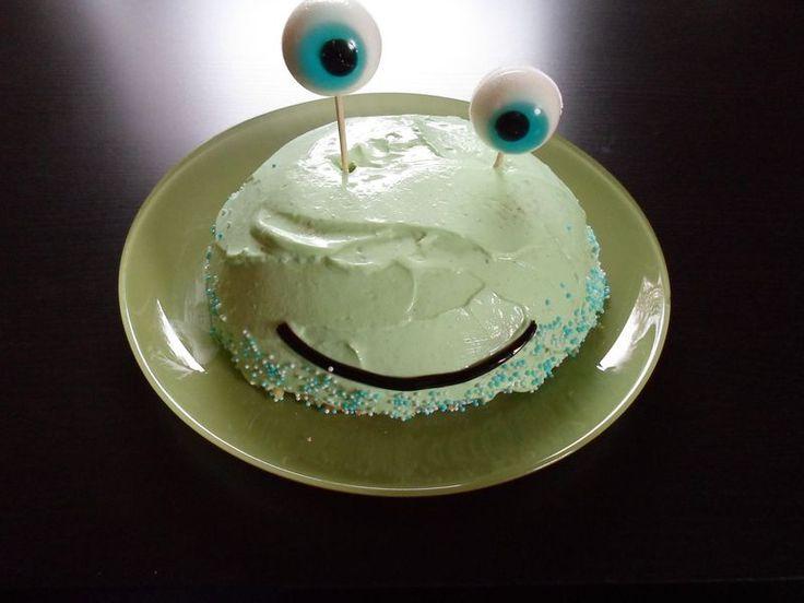 Ciasto ufo ----> kosmicznie dobre ciacho! :)
