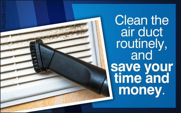 Air Duct Cleaning A Simple Doityourself Guide Air duct