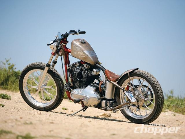 1973 Harley Sportster