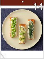 【ELLE】【8月のトーストカレンダー】毎日トースト!|エル・オンライン