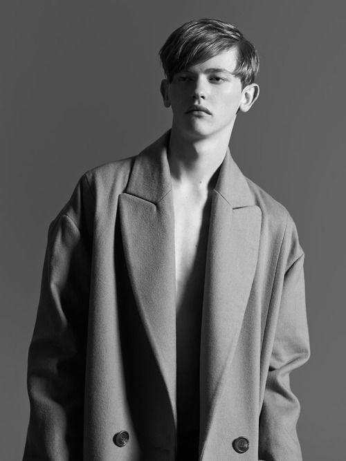 Robbie McKinnon by George Harvey for Models.com