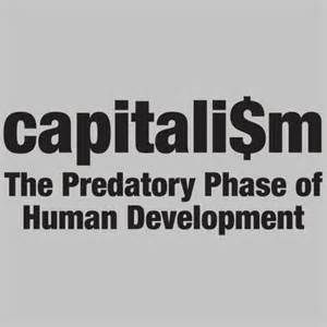 If capitalism were simply a way to meet material needs, it would make no sense that people work harder now that less labor is required for production. But capitalism isn't just a way to meet material needs; it's a social system based in alienated relationships. As long as the economy distributes access to resources according to wealth, advances in manufacturing technology will simply force workers to seek other livelihoods. The machine no longer needs us, but it still needs us to keep…
