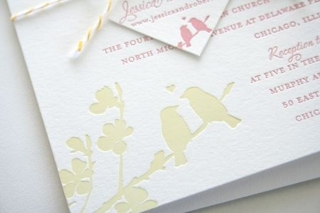 Use our DIYI love bird stamp kit, how easy is that?