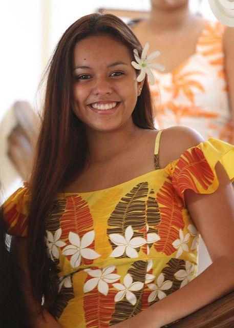 Girls Hawaii teen