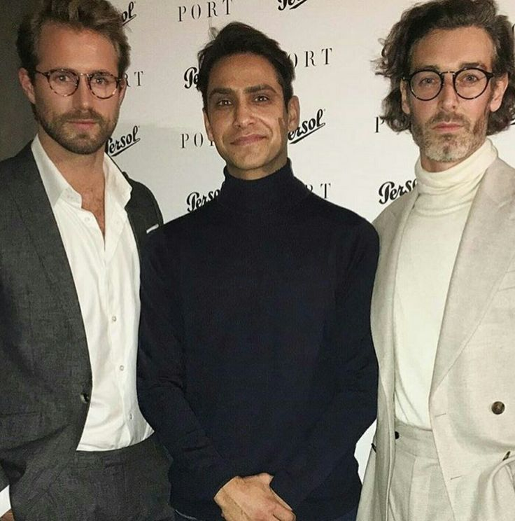 Luke with Tom Bull & Richard Biedul, London 2016.