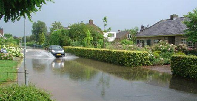 Wateroverlast Druten-Zuid en Puiflijk